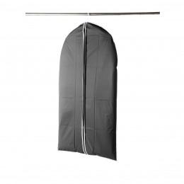Housse pour vêtements en PEVA noir (M)