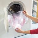 Filet à linge avec fermeture éclair pour lave-linge.Taille M