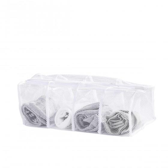 filet 224 linge chaussettes 4 compartiments
