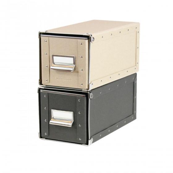 Bo te tiroir cd en carton kraft - Boite a tiroir ...