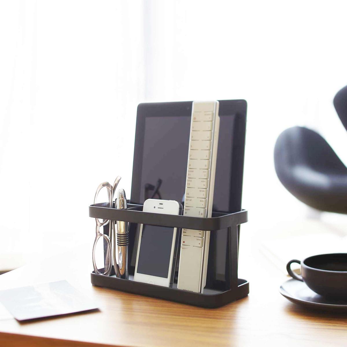 vide poche design noir rangement portables tablettes. Black Bedroom Furniture Sets. Home Design Ideas