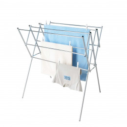 Rangement linge tendoirs buanderie on range tout - Etendoir a linge retractable ...