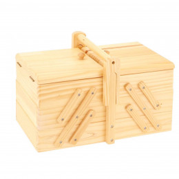 Bo te couture plastique for Boite a couture en bois
