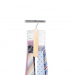 Cintre à cravates pour 20 cravates