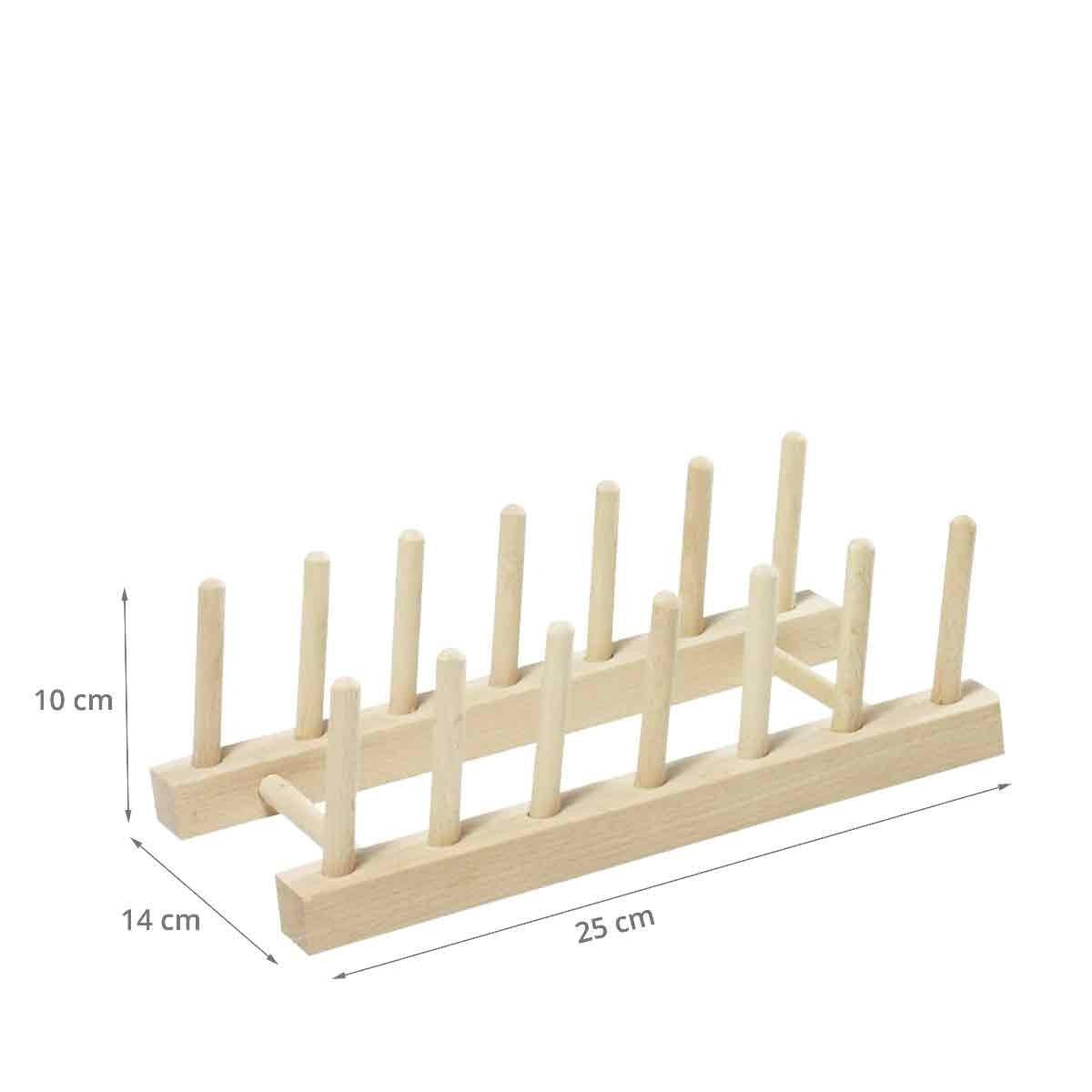 Range couvercles en bois rangement cuisine for Porte a acheter