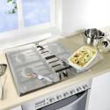 2 couvre plaques de cuisson transparentes