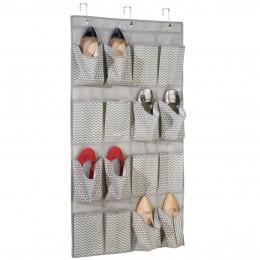 Rangement chaussures enfants on range tout - Range chaussures a suspendre ...