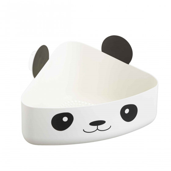 Panier range jeux de bain panda