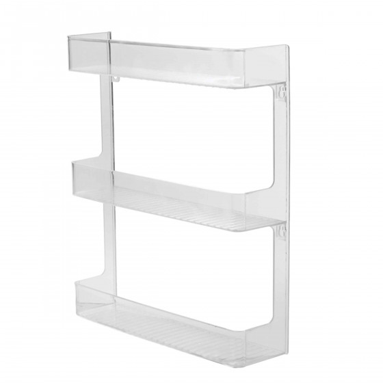 etag re pices transparente 3 niveaux. Black Bedroom Furniture Sets. Home Design Ideas