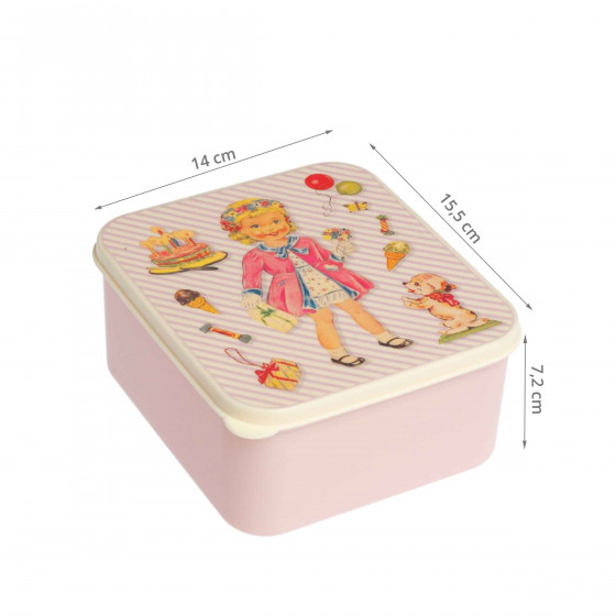 Lunch box fille