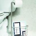 Serviteur WC en inox