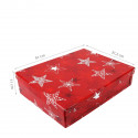 Boîte de rangement décorations de Noël