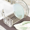 Egouttoir vaisselle compact