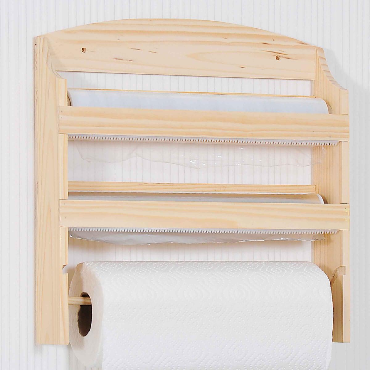 d vidoir de cuisine triple en bois fsc. Black Bedroom Furniture Sets. Home Design Ideas
