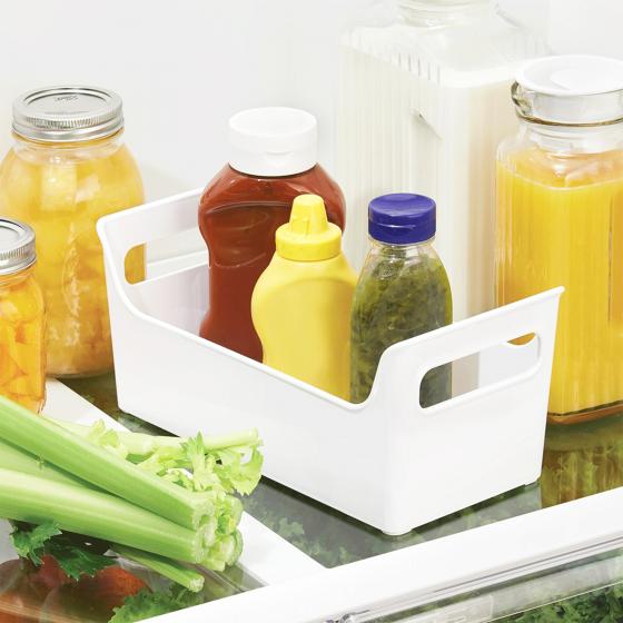 Bac de rangement portable pour sauces et condiments