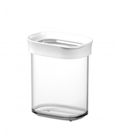 Boîte de rangement alimentaire en plastique. 0,38 litre