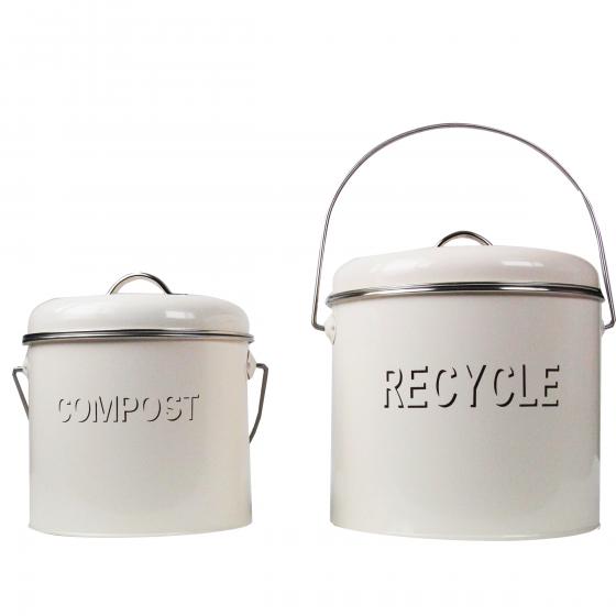 Seau compost avec filtre 4 litres for Seau compost cuisine