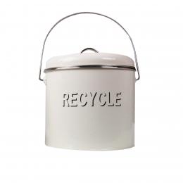 poubelle compost seau 3 litres poubelle de cuisine. Black Bedroom Furniture Sets. Home Design Ideas