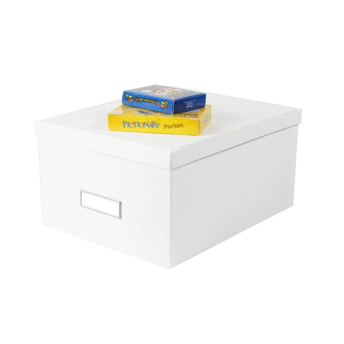 frais boite de rangement blanche id es de conception de. Black Bedroom Furniture Sets. Home Design Ideas