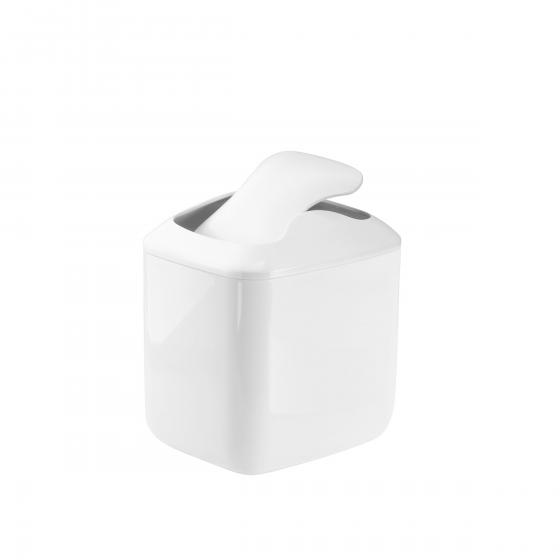 Mini poubelle de salle de bain. 2,7 litres