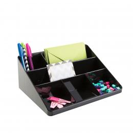 rangement crayons et accessoires pots bo tes on range tout. Black Bedroom Furniture Sets. Home Design Ideas