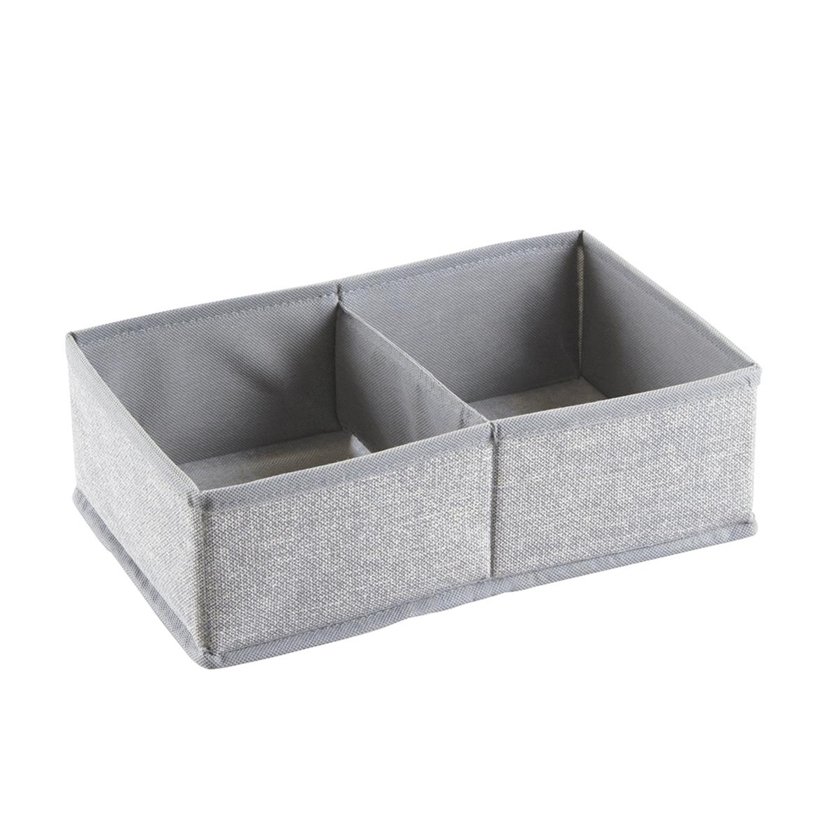 Organisateur de tiroir 2 compartiments for Organisateur de tiroir