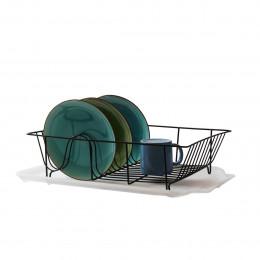 tapis s chage pour vaisselle en silicone rouge egouttoir. Black Bedroom Furniture Sets. Home Design Ideas