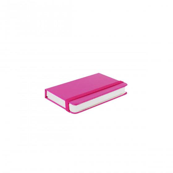 Porte cartes de visite rose fuchsia