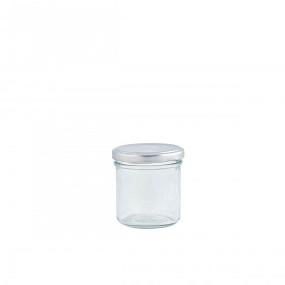 Pot en verre 150 ml