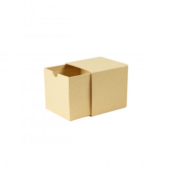 Boîte tiroir kraft