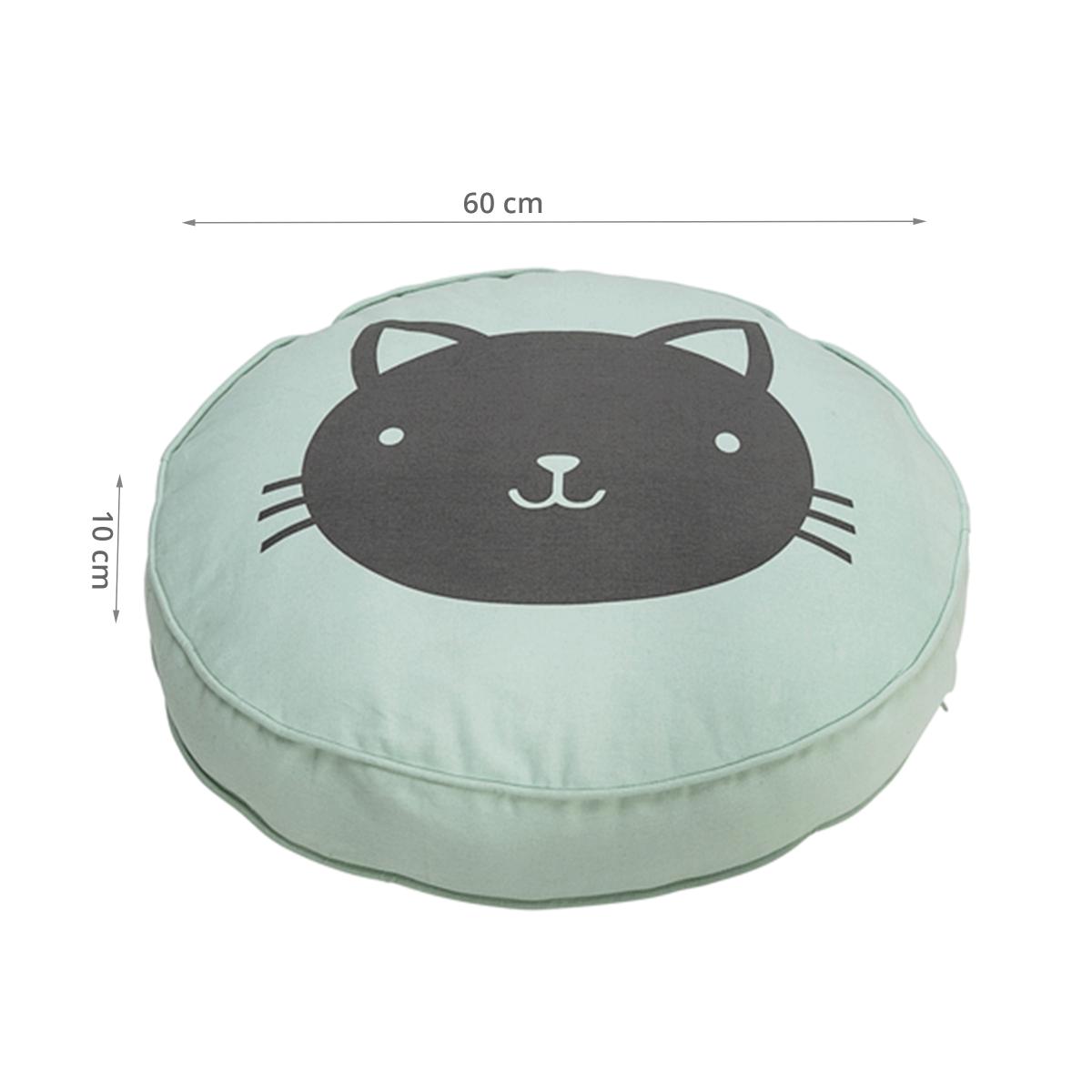 coussin pour chat ludique. Black Bedroom Furniture Sets. Home Design Ideas