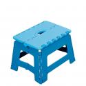 Marchepied pliable bleu. S