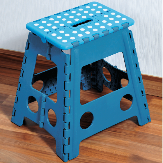 escabeau pliable 40 cm de haut. Black Bedroom Furniture Sets. Home Design Ideas