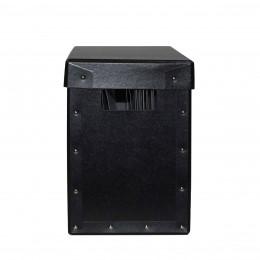 Boîte noire à dossiers suspendus
