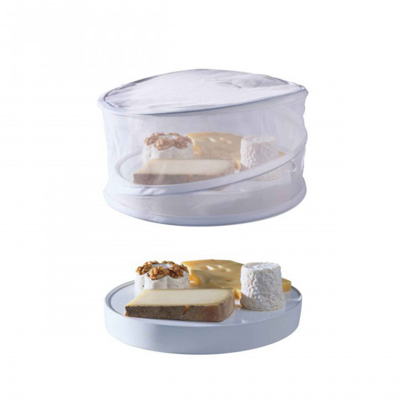 Cloche à fromage en tissu