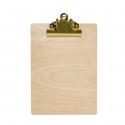 Presse papier en bois