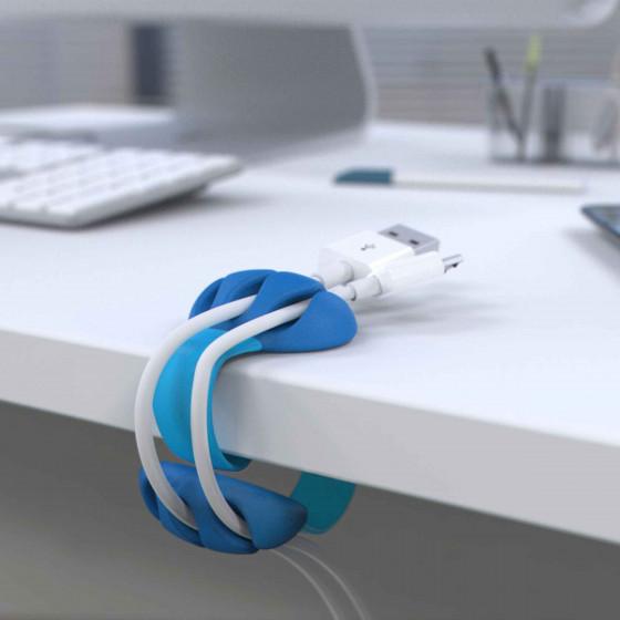 Clip de fixation pour câbles