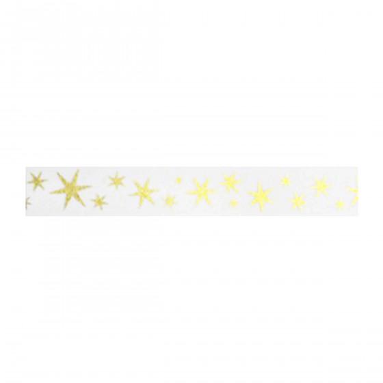 Masking tape étoiles
