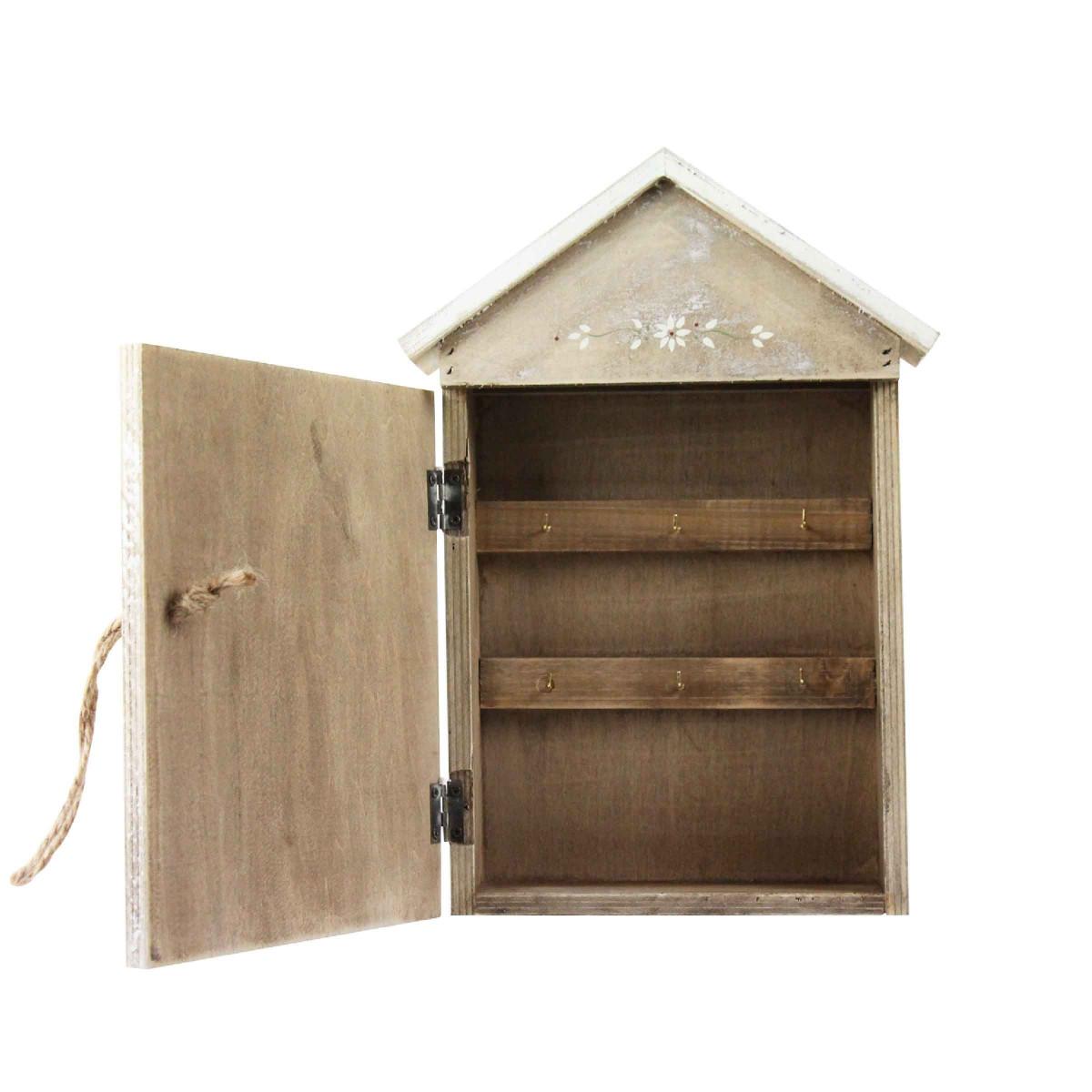 placard cl s en bois esprit montagne. Black Bedroom Furniture Sets. Home Design Ideas
