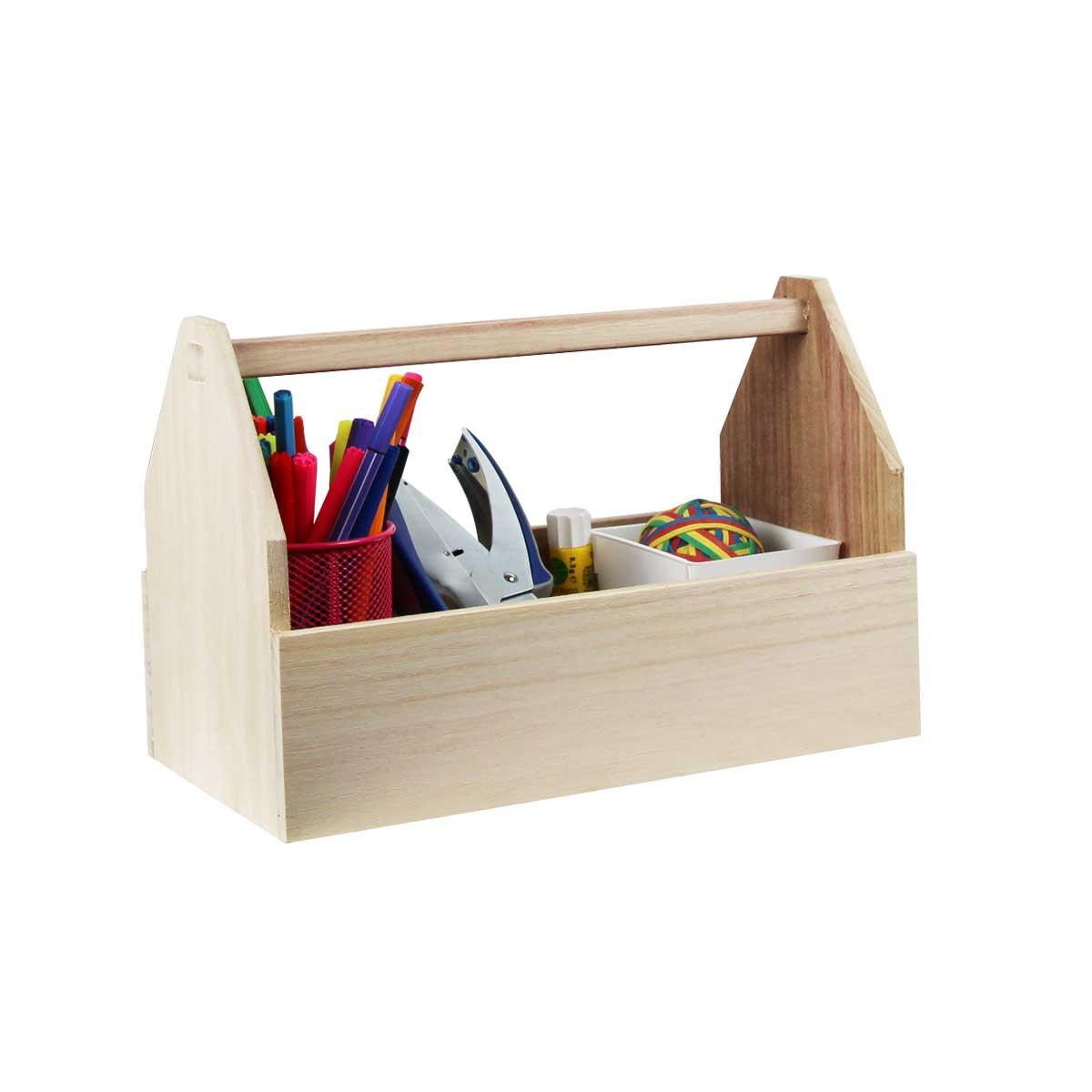 Comment Fabriquer Une Caisse En Bois caisse à outils en bois