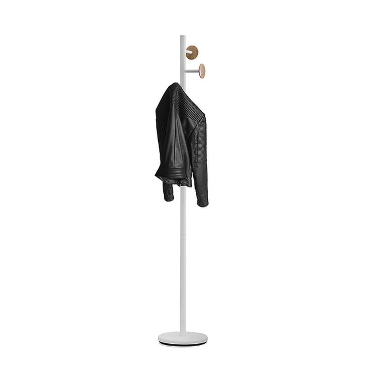 Porte Manteau Style Scandinave porte-manteaux blanc et bois style scandinave