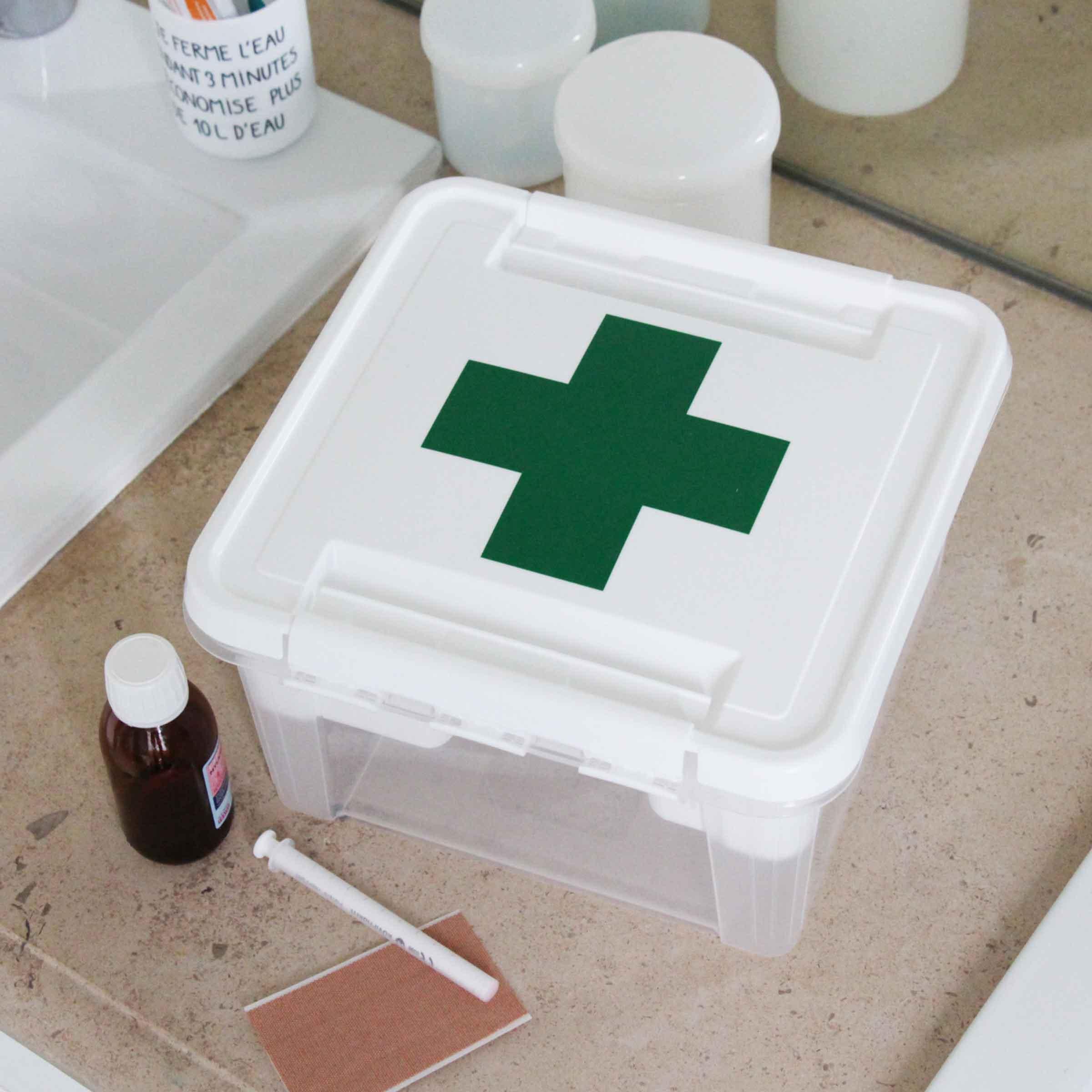 infos et astuces boîte à pharmacie