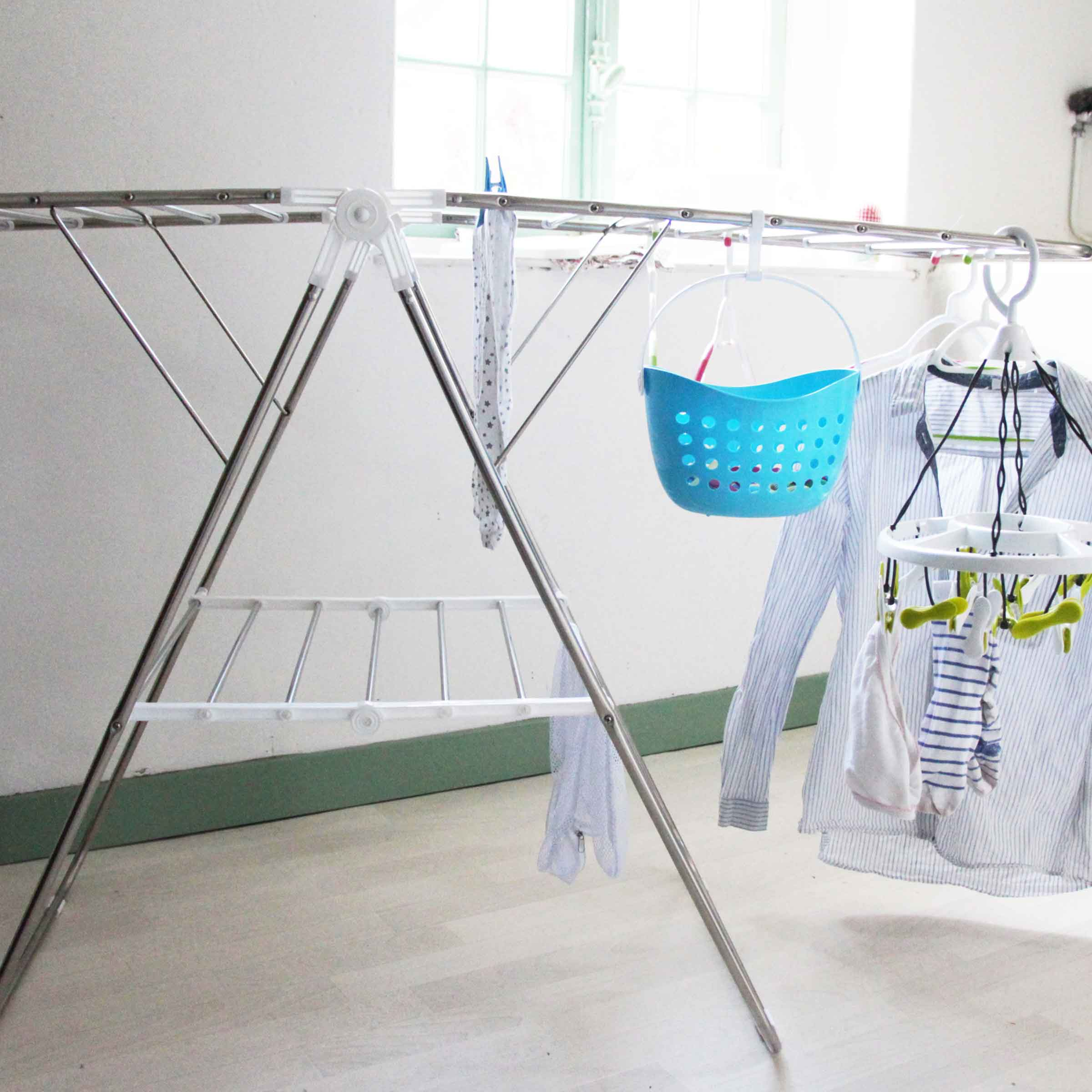 lot de pinces à linge extra fortes en plastique coloré