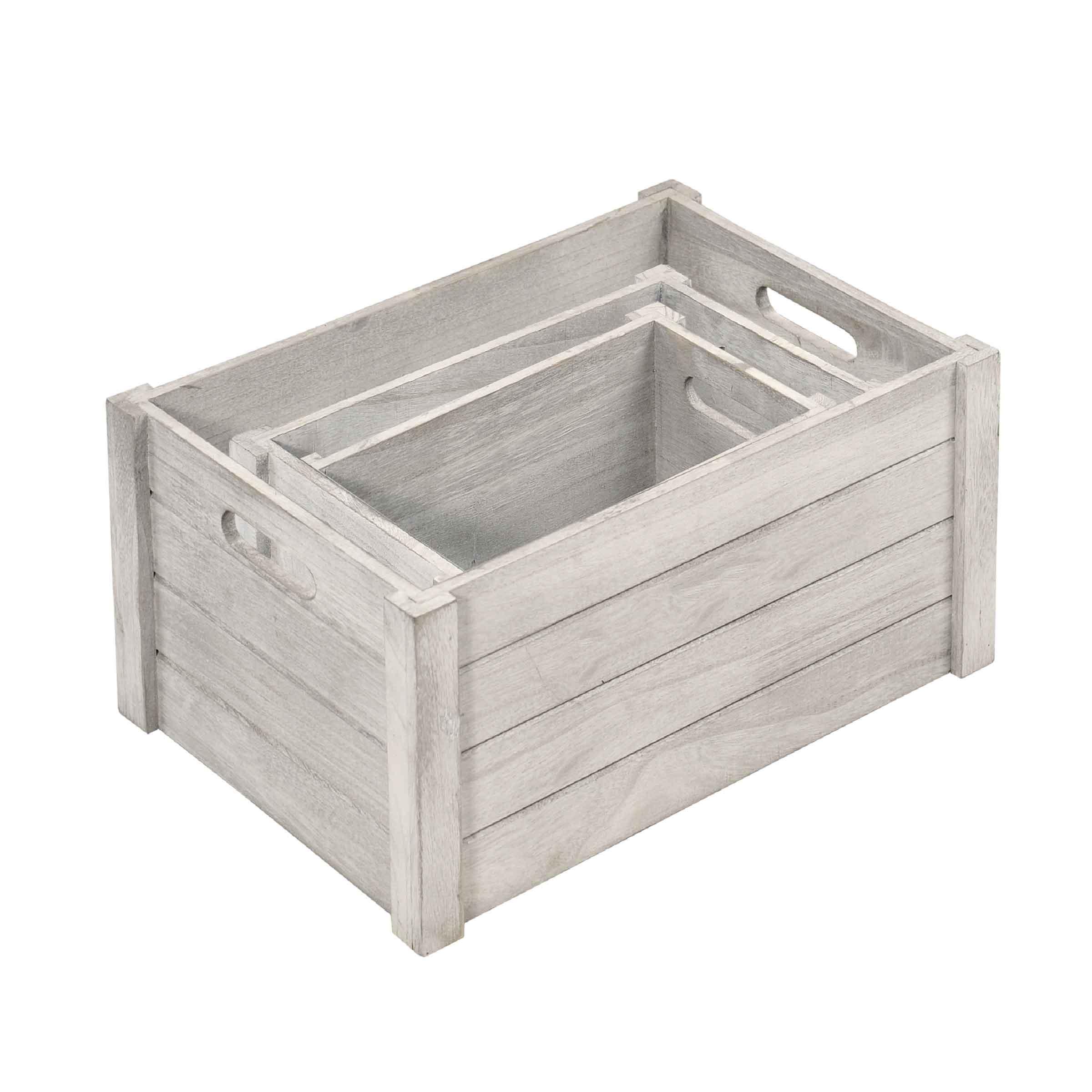 Caisse En Bois Pour Livre caisse de rangement en bois. l