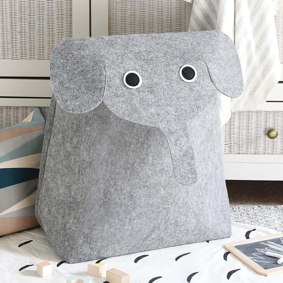 Panier À Linge Original panier à linge enfant éléphant