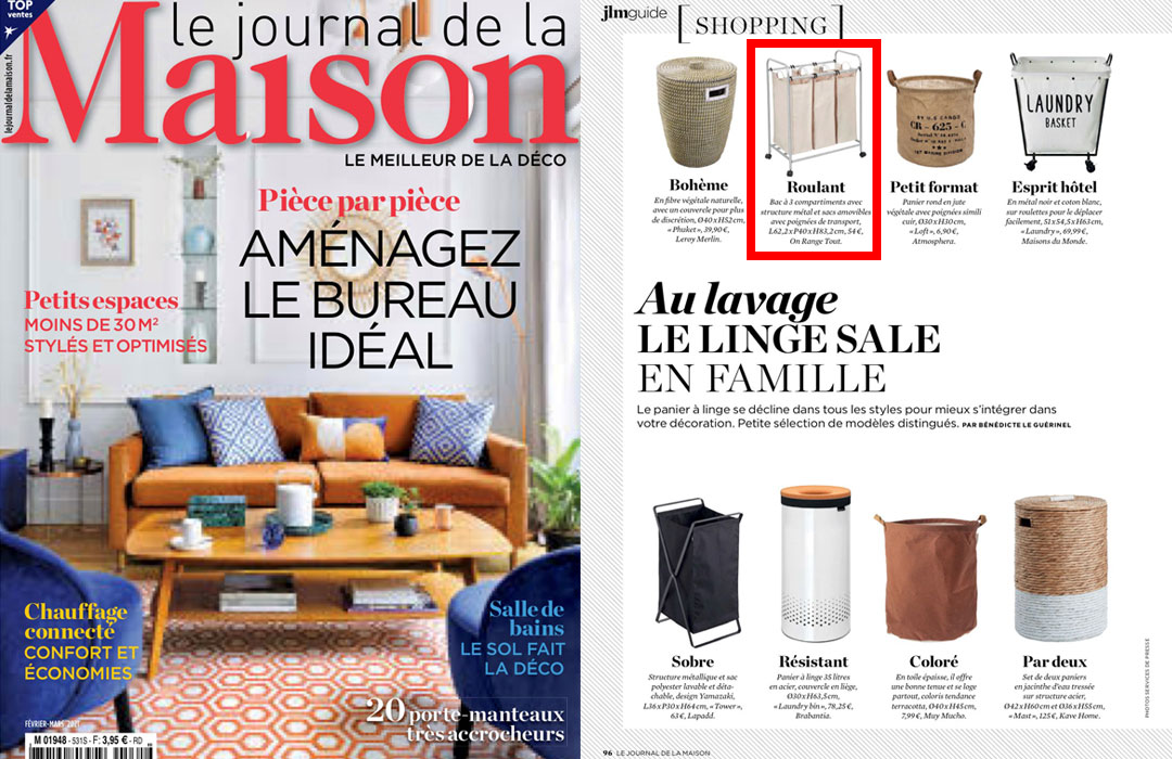 Magazine Le journal de la Maison
