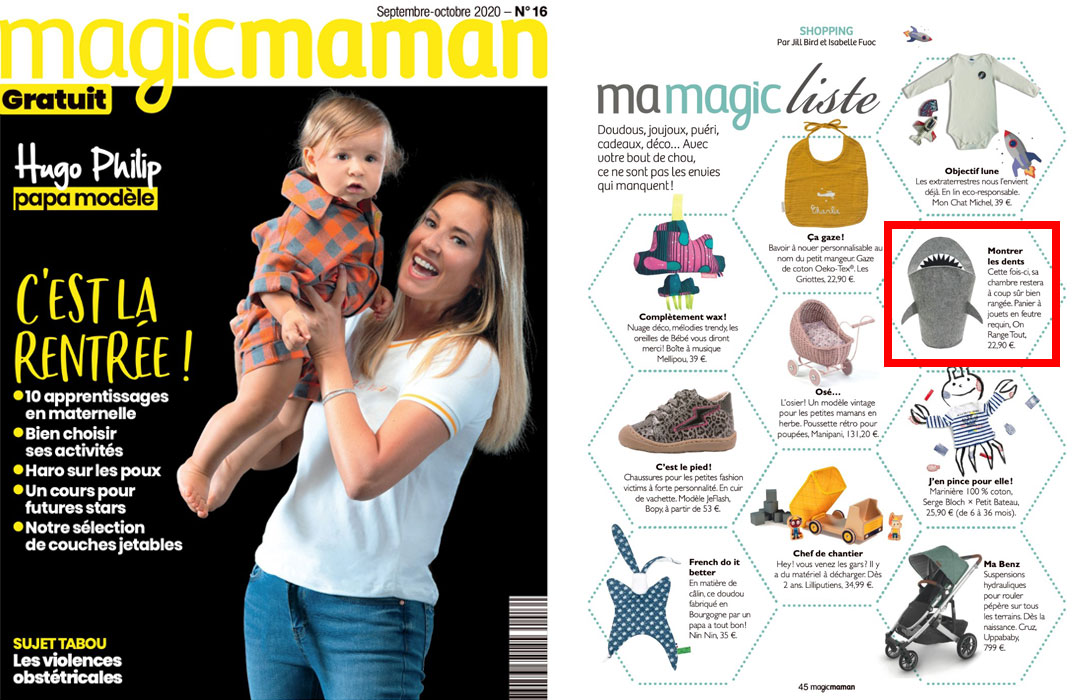 Magazine Magic Maman