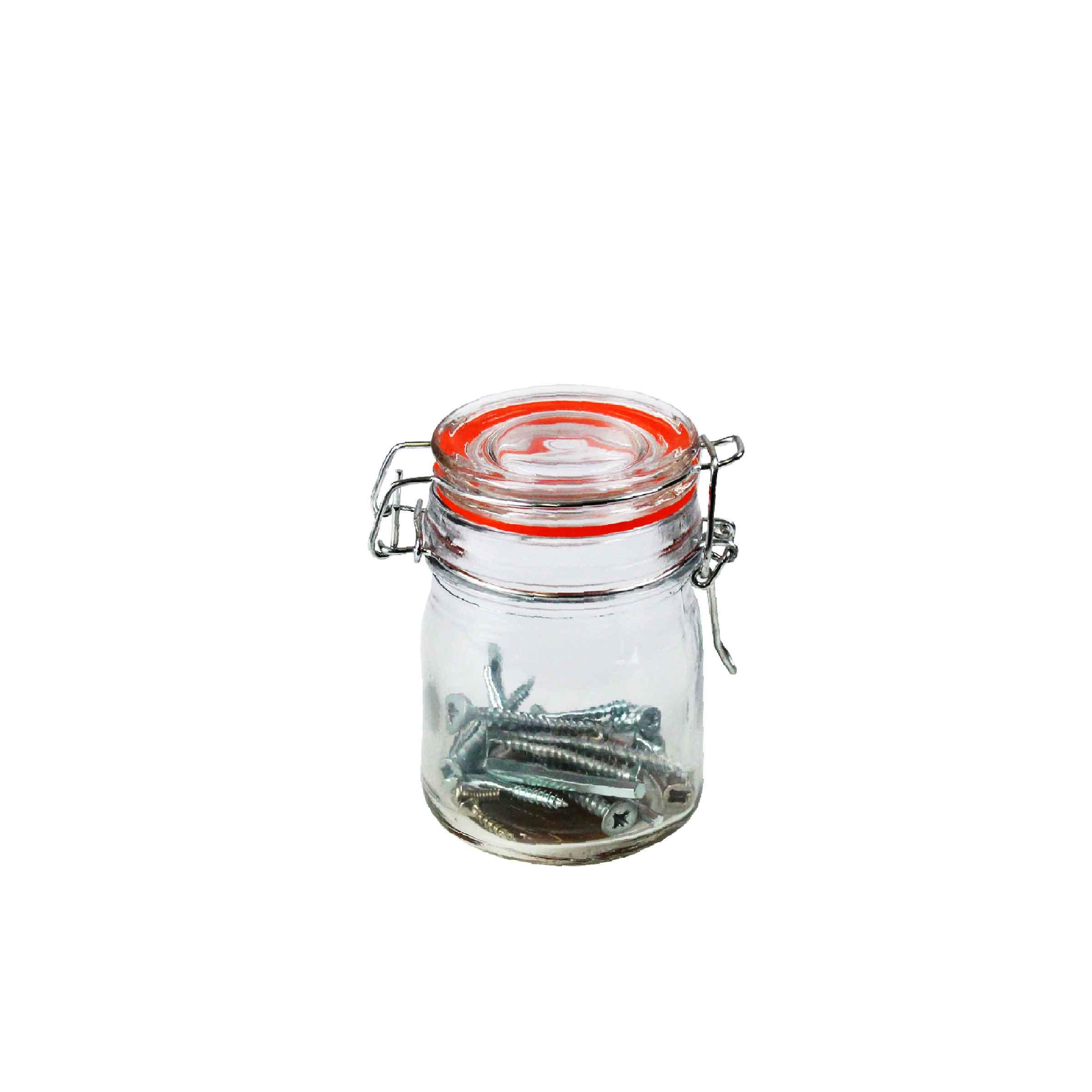 petit bocal en verre 0 16 litre. Black Bedroom Furniture Sets. Home Design Ideas