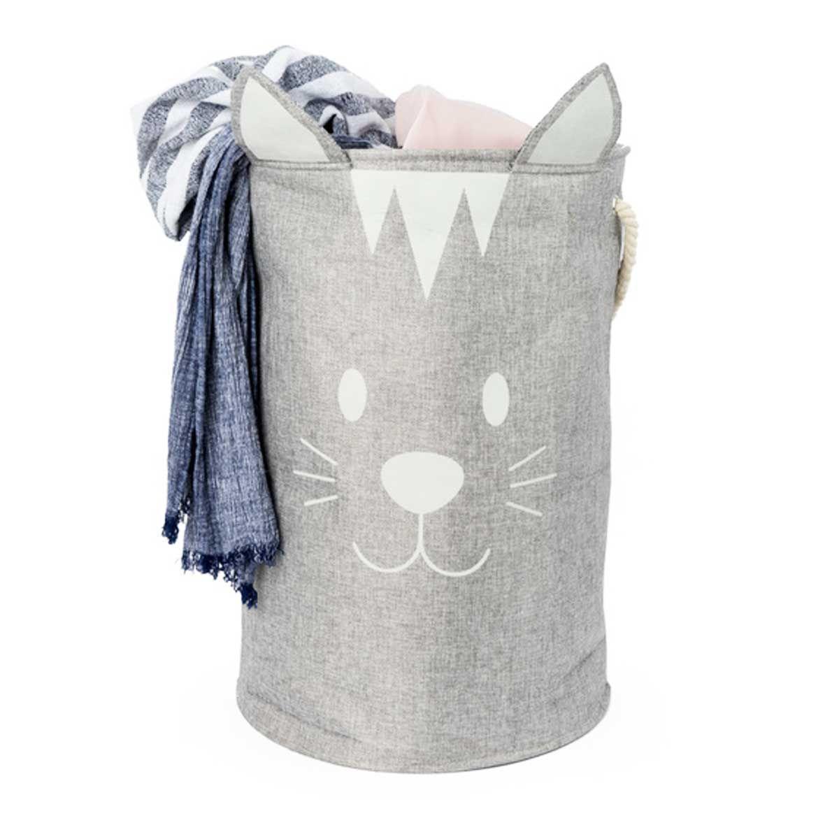 Panier À Linge Original sac à linge original chat